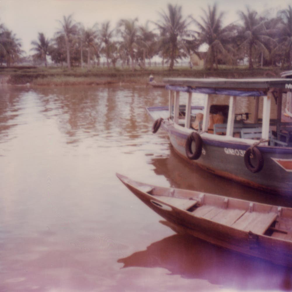 The Polaroid Travel Photography of Julie Anne Cassidy