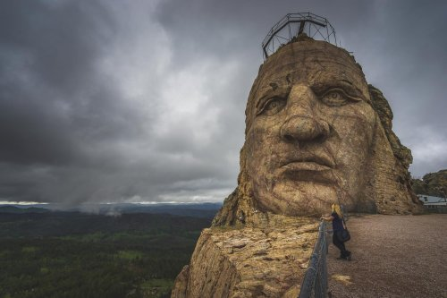 Crazy Horse Memorial, South Dakota | The Planet D