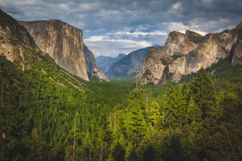 The Best of Yosemite National Park