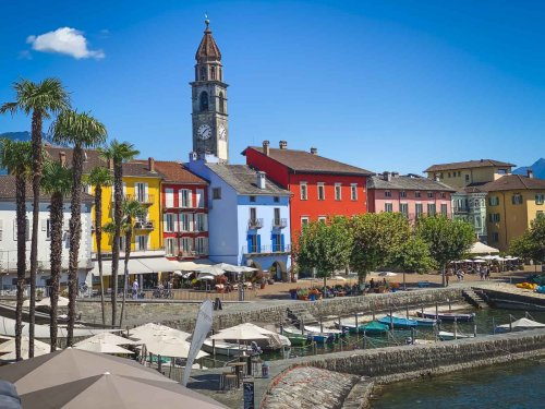 Things to do in Ticino - The Lake Como of Switzerland