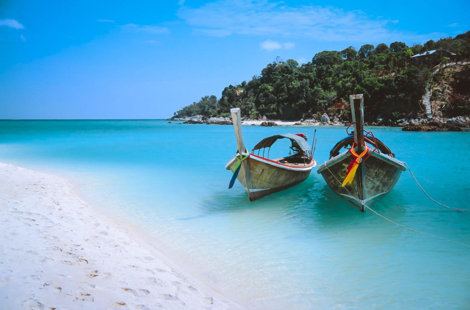 Most Beautiful Tropical Islands