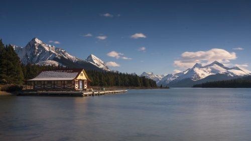 Beautiful Canadian National Parks