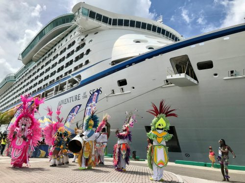 I just boarded the first Royal Caribbean cruise in North America in more than a year; here's what it was like - The Points Guy