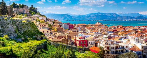 13 of the most beautiful villages in Greece