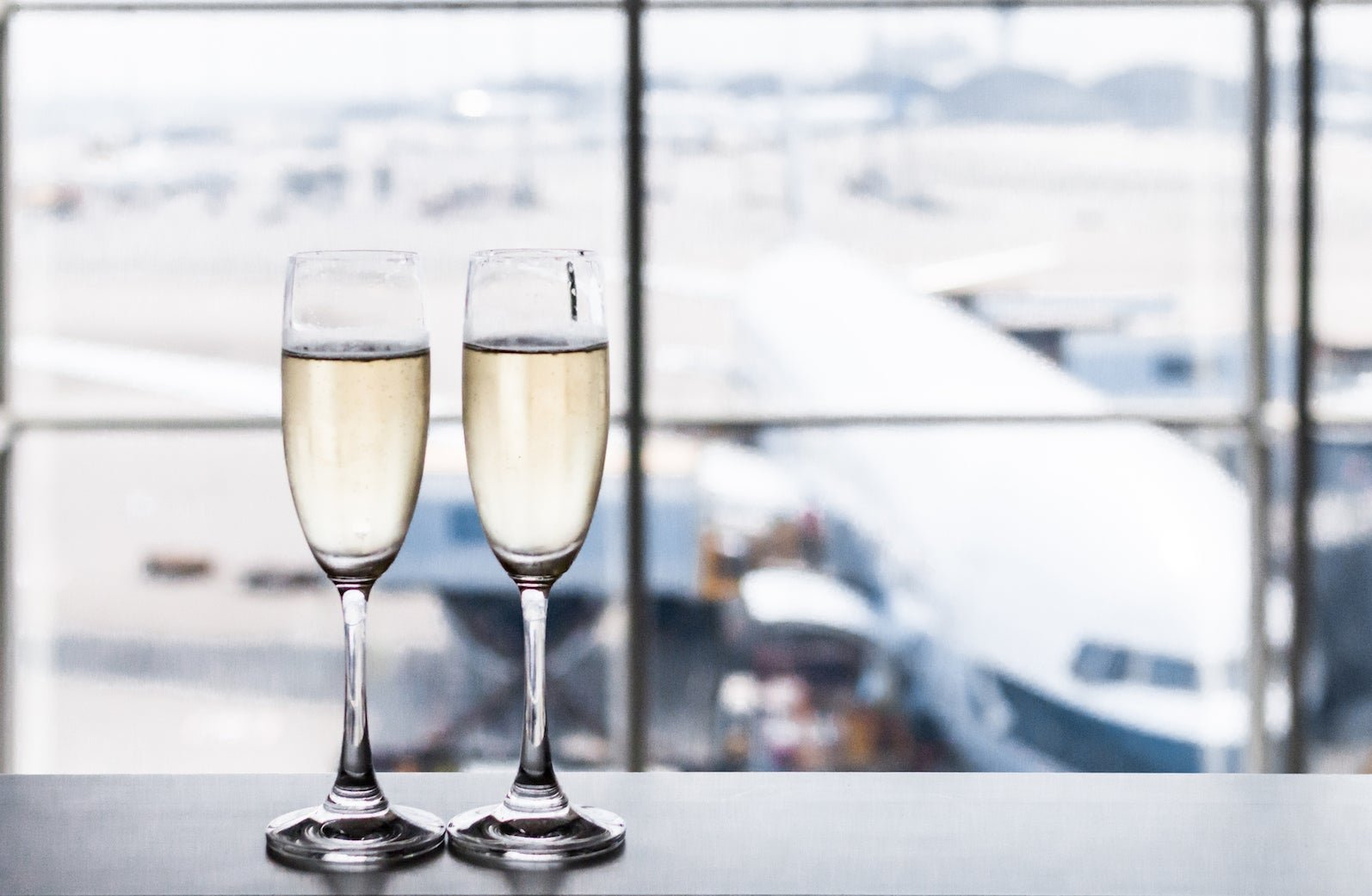 A first timer's guide to flying in first or business class