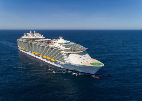 You now can book a trip on the biggest cruise ship ever built - The Points Guy