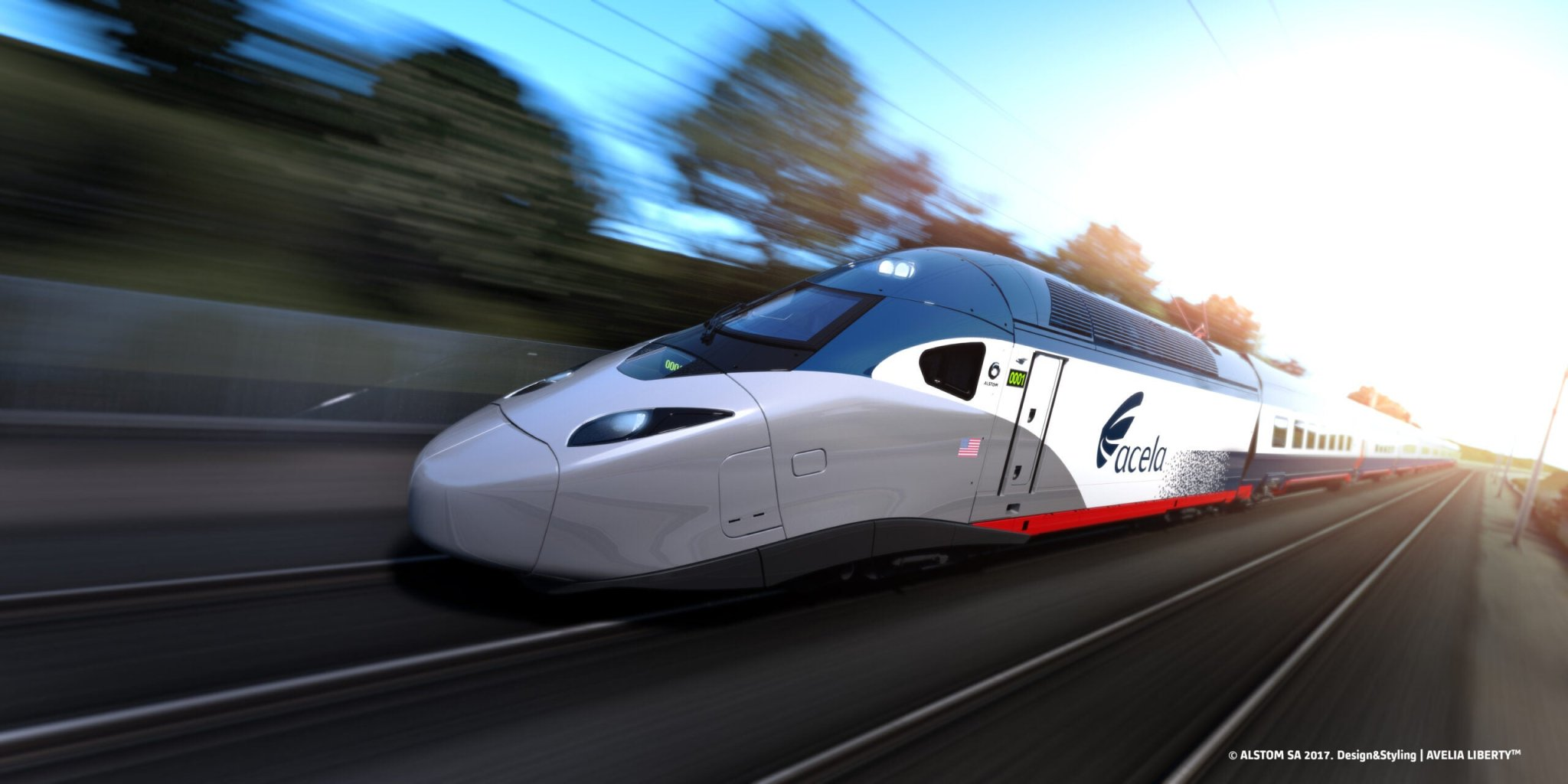 Bullet trains are finally coming to America (And We Couldn't Be More Excited)
