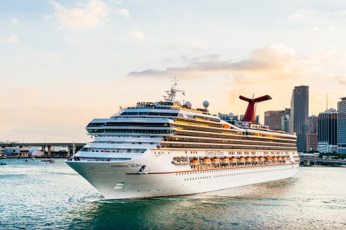 Cruise giant Carnival extends cancellations for most ships by another month