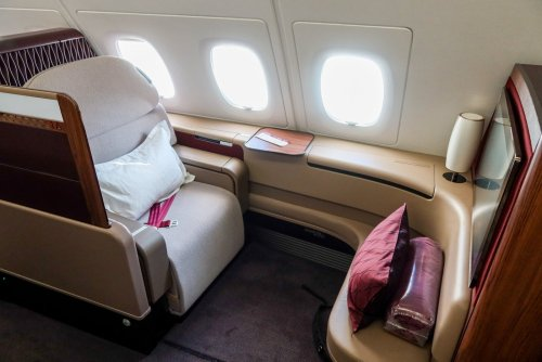 A sign of the times: Qatar won't fly half its A380 fleet again