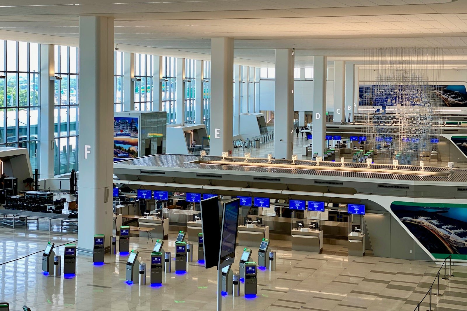 LaGuardia's new terminal is a major upgrade — see for yourself