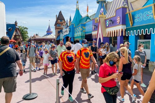 Theme parks in 2021: What's open, what's not and how the experience has changed