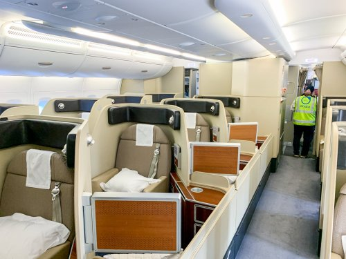 These airlines have stopped offering first class due to the pandemic