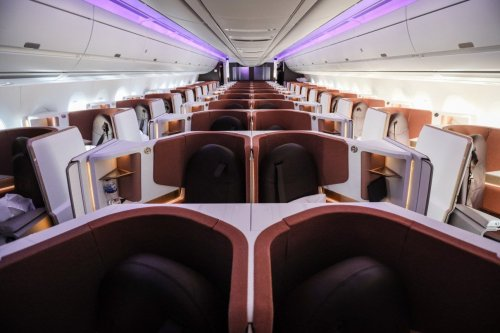 Business-class battle: The best seats between the London and the US - The Points Guy UK