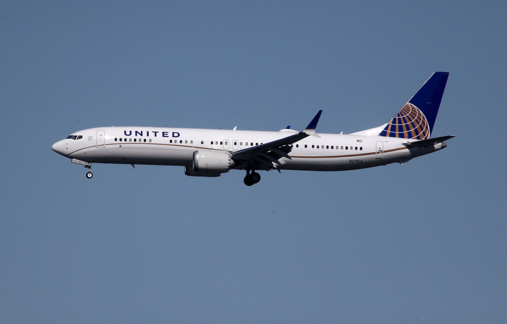 United unveils first Boeing 737 MAX 8 routes with new cabins, in-seat TVs