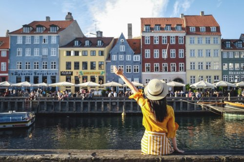 Denmark has reopened to fully vaccinated US and UK travelers as of June 5