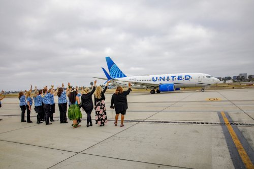 United's newest Hawaii route just took off from Orange County - The Points Guy