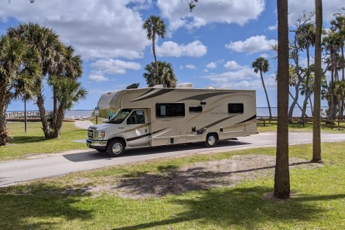 9 things I learned in my first 6 months RVing full-time - The Points Guy
