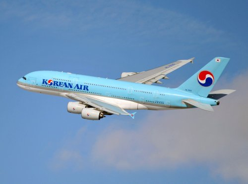 Korean Air becomes latest carrier to stop selling most first-class seats - The Points Guy