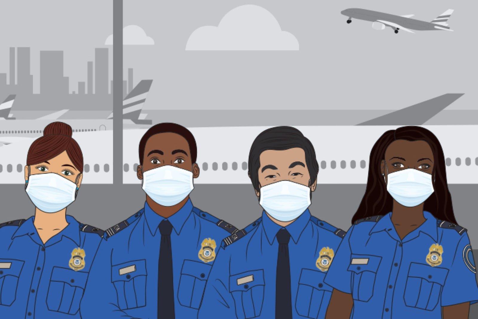 Busy summer? TSA says it needs 6,000 new officers to meet skyrocketing travel demand