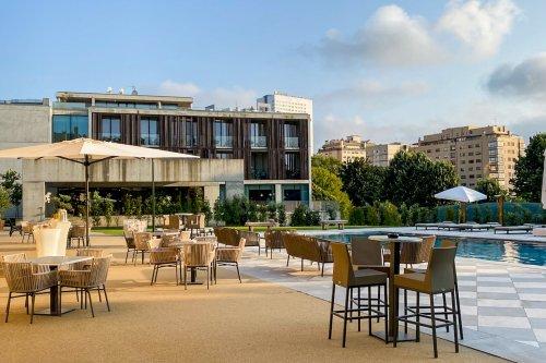Design-forward with a few flaws: A review of Hilton's Boeira Garden Hotel Porto Gaia in Portugal