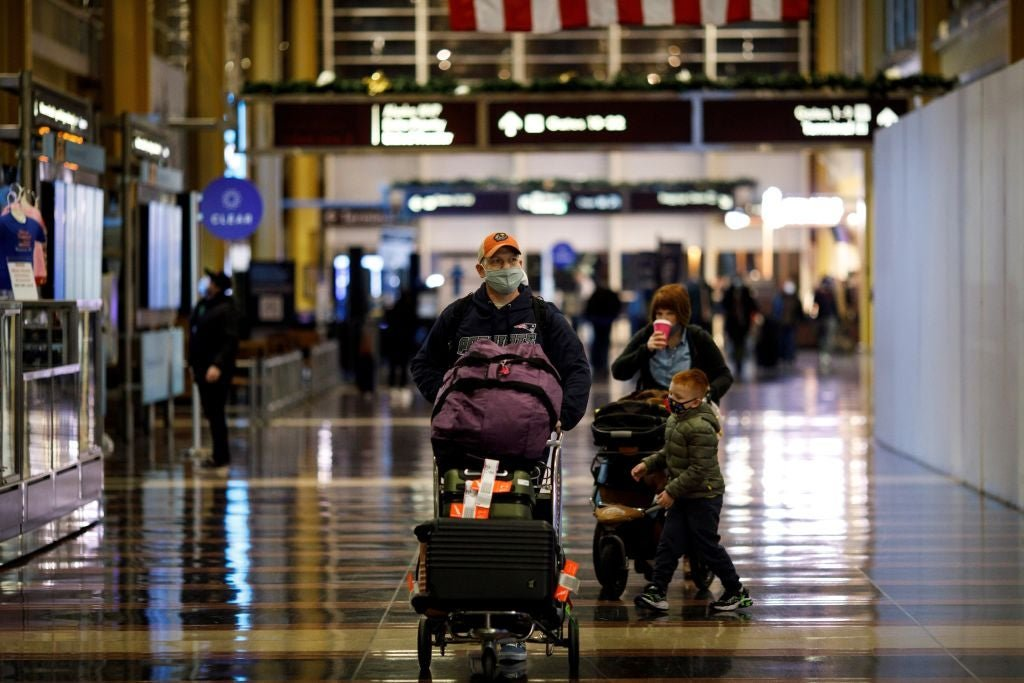 U.S. won't lift travel restrictions 'at this point,' according to reports