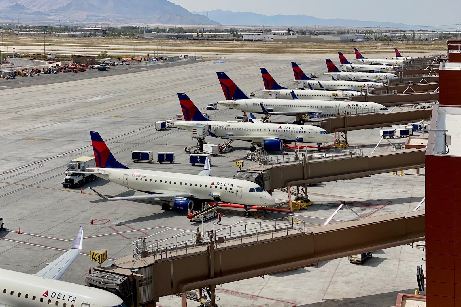 Delta unveils 39 new and expanded routes to 22 destinations in major route-map shakeup