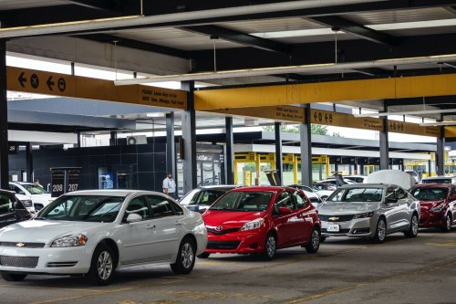 The 'car rental apocalypse': Why renting a car is tough in 2021