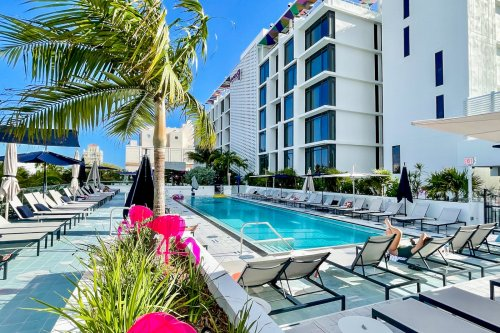 Here's what it was like staying at the brand-new Moxy Miami South Beach