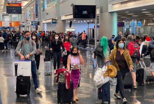 Masks still required during air travel as CDC loosens indoor mask guidelines for fully vaccinated people