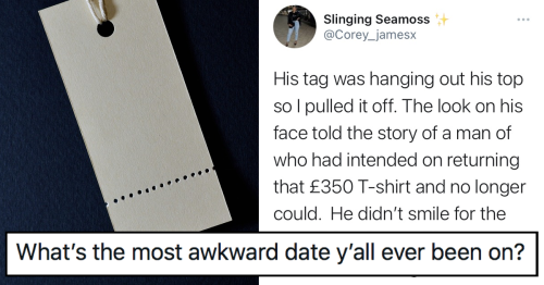 'What's the most awkward date you've been on?' – 40 truly cringeworthy encounters