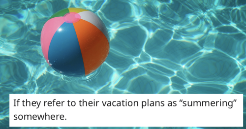 People are sharing the small things that scream 'I'm rich' and these 19 are totally on-point