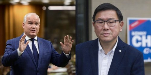 Chinese Conservative group calls on O'Toole to resign over 'anti-China' platform