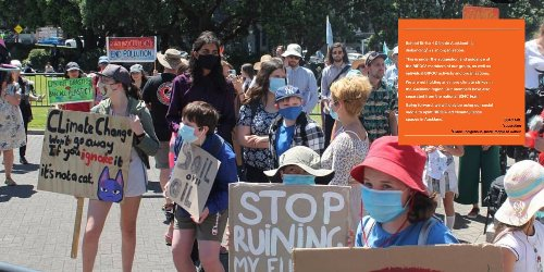 School Strike 4 Climate chapter disbands because they can't overcome internal racism