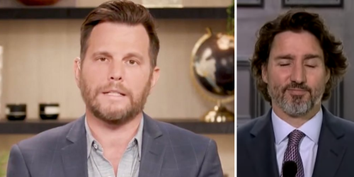WATCH: Dave Rubin SLAMS Justin Trudeau as an 'absolutely ridiculous clown of a Prime Minister'