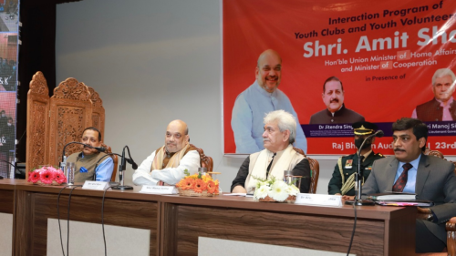 Terror attacks have declined in J&K since scrapping of Article 370, Amit Shah says