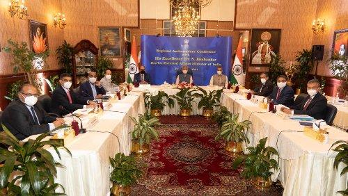 Jaishankar talks resumption of flights in meeting with India's envoys to Gulf nations