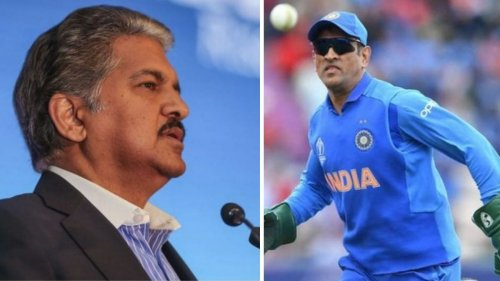 MS Dhoni, Anand Mahindra named in 15-member defence ministry panel to review NCC