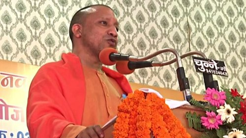 RSS leaders call on UP Deputy CM Maurya with Adityanath in tow, seek to resolve row
