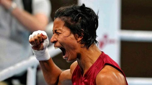 Indian boxer Lovlina Borgohain wins bronze medal at Tokyo Olympics