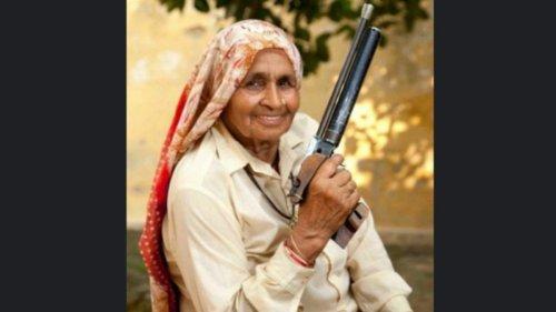 'Shooter Dadi' Chandro Tomar passes away at 89 due to Covid
