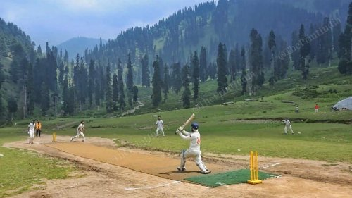 It's no IPL, but passion for this T20 cricket tournament is unmatched in Kashmir's Kulgam