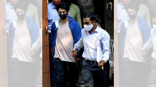 'Nasha, paisa, underworld' – It's okay if you skipped TV news coverage of Aryan Khan case