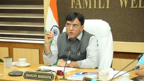 Govt to launch door-to-door Covid vaccination drive, Health Minister Mandaviya says