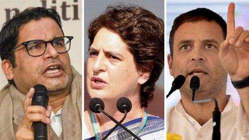 Why Prashant Kishor and Congress together is the only shot at a '90s-style anti-BJP coalition