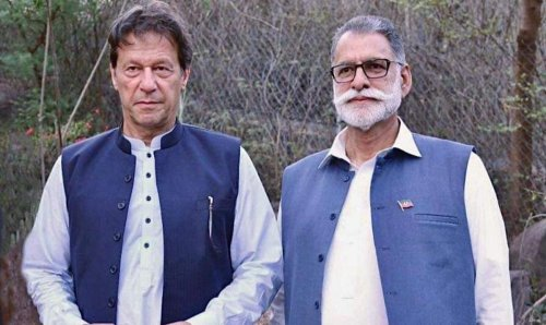 Pakistan PM Imran Khan nominates PTI lawmaker Abdul Qayyum Niazi as next PoK premier