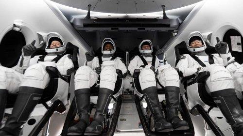 SpaceX, NASA send 4 astronauts to space in milestone flight