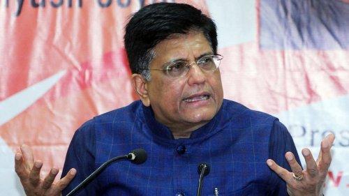 Piyush Goyal attacks Maharashtra CM Uddhav Thackeray over lack of oxygen in the state