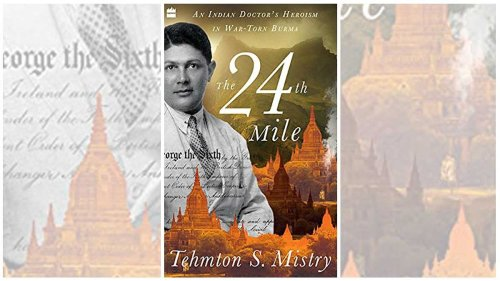New book tells story of Indian doctor's heroism in Japanese-occupied Burma during World War 2