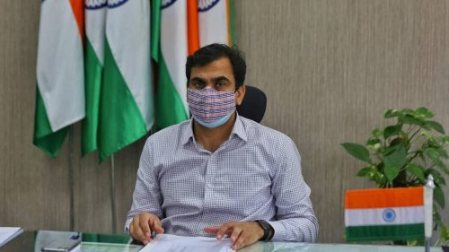 'He's just a call away' — Haryana IAS officer was at the job even when he was down with Covid