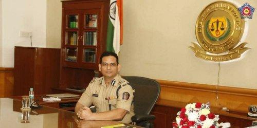 Will work to improve 'tarnished' image of Mumbai Police, says new commissioner Hemant Nagrale